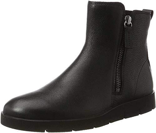 [エコー] ブーツ BELLA レディース BLACK 22.5cm