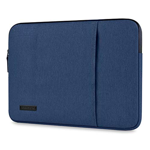 CAISON Laptop Sleeve Case for 2020 New 13 inch MacBook Air/New 13 inch MacBook Pro 2019/13.3' Lenovo Yoga 730 S730 ThinkPad X380 X390 X395 / 13.9' Huawei Matebook X Pro 2019/13.3' DELL XPS 13