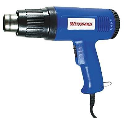 Heat Gun, 250 to 1000 F, 10 Amps