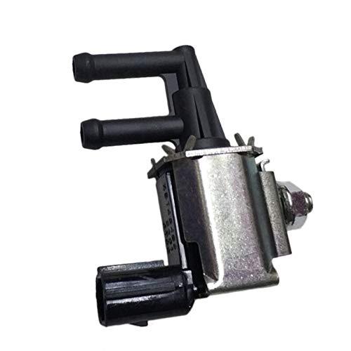 LULUTING Válvula Solenoide de la válvula de Purga de Interruptor de vacío Se Adapta a Suzuki Grand Vitara 2005-2015 Mazda Protege5 626 6 RX-8 Miata MX-5 MPV K5T48486 (Color : Black)