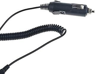 Accessory USA Car DC Adapter For Cobra XRS-9745 XRS-9775 XRS-9845 XRS-9945 ESD-6050 ESD-6700 ESD-7000 ESD-7400 ESD6200 ESD7100 ESD7330 ESD9000 ESD-9570 ESD-9220WX XRS-9970G Radar Detector Auto Vehicle