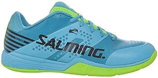 Salming Viper 5 Men's Shoe (Blue ATOL/Green) (10)