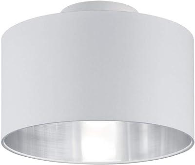 Beacon Fanaway Evo1 LED Ventilador, Cromo y Blanco, 122 cm ...