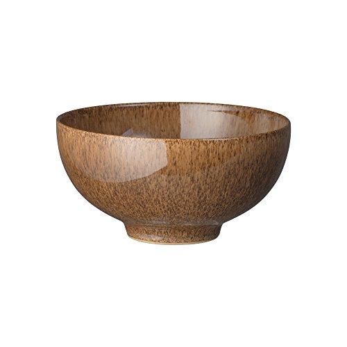 Denby Studio Craft Kastanje kom, rijst, bruin