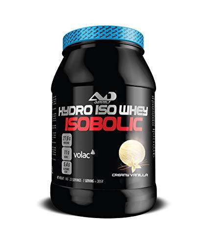 ADDICT SPORT NUTRITION - Protéines - Hydro Iso Whey Isobolic - 1 kilo - Gout Creamy Vanilla