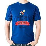 calledelregalo Regalo Personalizado para Abuelos: Camiseta 'Adivina quién va a...