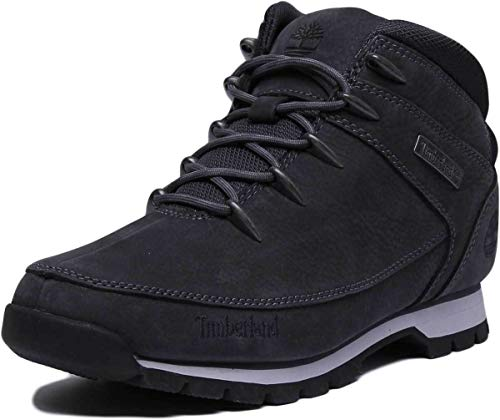 Timberland Herren Euro Sprint Hiker Chukka Boots, Grau (Grigio (Ebony) Tb0a1wfi0051), 40 EU