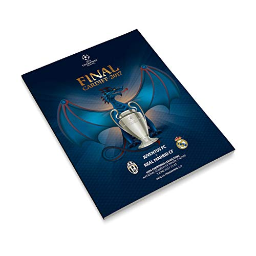 UEFA Real Madrid Coffret souvenir – Programmes finaux de la