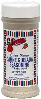 Bolner's Fiesta Mexican Seasonings & Spices 5oz - (Pack of 3) Choose Flavor Below (Carne Guisada 5oz)
