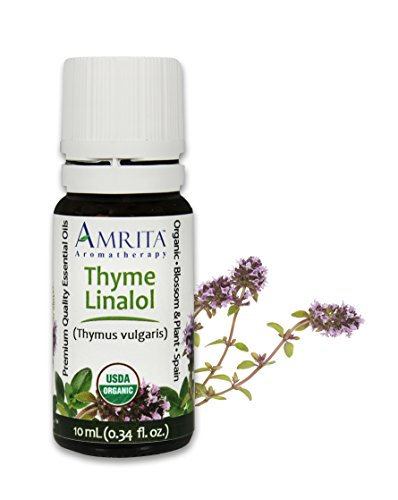 Top 10 Best thyme linalol essential oil Reviews
