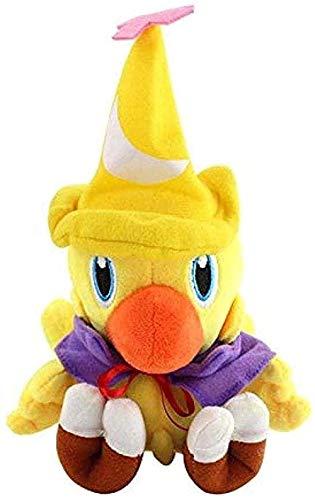 QIXIDAN Peluche 17cm Gioco Final Fantasy VII Chocobo Peluche Film e TV Simpatici Animali di Peluche Peluche Regalo per Bambini Cosplay per Costume