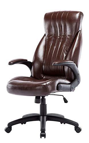 sedia ufficio marrone IntimaTe WM Heart Sedia Ufficio con Ruote