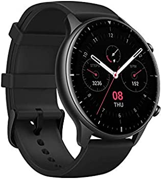 Amazfit GTR 2 Smartwatch with 3GB Music Storage GPS Heart Rate