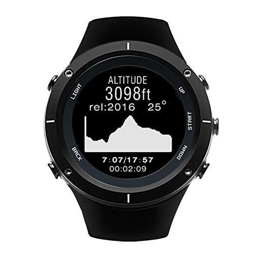 Herenhorloge sporthorloges digitaal horloge puls duiken LED elektronisch horloge polshorloge mannen fitness intelligent bluetooth-horloge