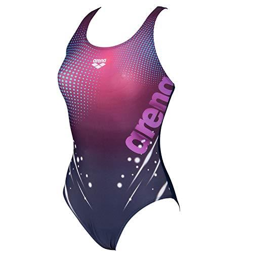 arena Damen Sport Badeanzug Daydreamer, navy-provenza, 36