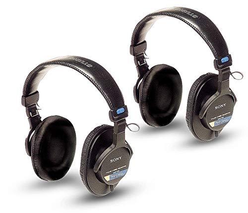 Sony MDR-7506 Headphones 2-Pack