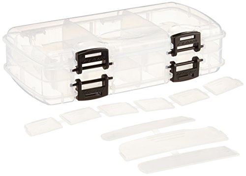 Plano 3450-23 Double-Sided Tackle Box, Premium Tackle Storage