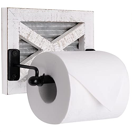 Top 10 best selling list for white and black metal toilet paper holder