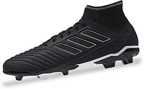adidas Herren Predator 18.3 Fg Fußballschuhe, Schwarz (Negbás/Ftwbla 000), 41 1/3 EU