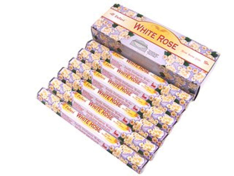 リップ彼らのものストレンジャーTULASI(トゥラシ) ホワイトローズ香 スティック WHITE ROSE 6箱セット