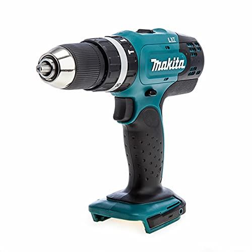 Makita DHP453ZJ 18V LXT Combi Drill (Body Only) in MakPac Case