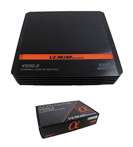 Top 10 Best 1000 watt power amplifier