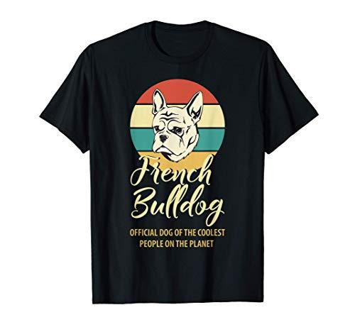 プラウドフレンチブルドッグオーナーシャツ、フレンチブルドッグ子犬好き、フレンチブルドッグ誕生日プレゼント Tシャツ