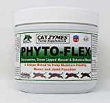 CATZYMES Phyto-Flex Support Healthy Bones and Joints Glucosamine, Chondroitin, MSM and Hyaluronic Acid