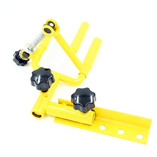 VPABES Archery Parallel Universal Bow Vise, Outdoor Hunting Archery Shooting Tool for Compound Bow