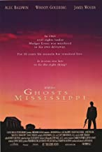 Ghosts of Mississippi Movie Poster (27 x 40 Inches - 69cm x 102cm) (1996) -(Alec Baldwin)(Whoopi Goldberg)(James Woods)(Craig T. Nelson)(Wayne Rogers)(William H. Macy)