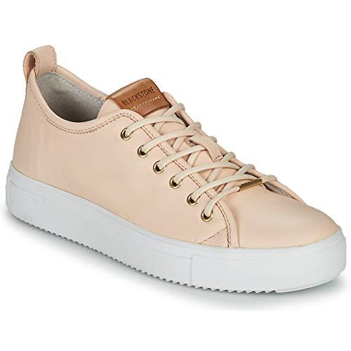 Blackstone Sneaker Low Pl97 Rosa Damen - 39 EU