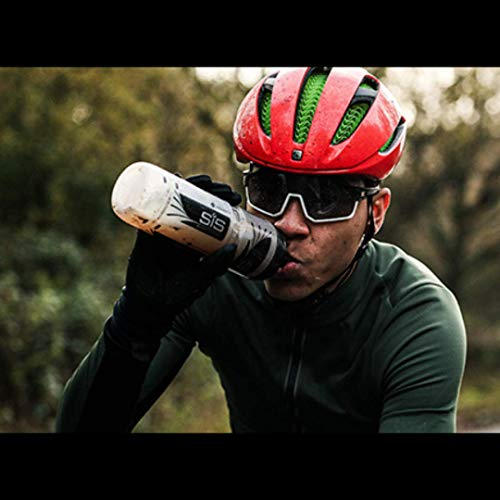 Science in Sport Clear Drinks Bottle, 800 ml, Transparent