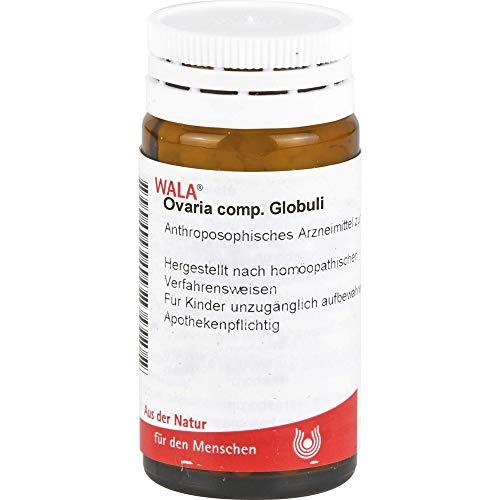 WALA Ovaria comp. Globuli velati, 20 g Globuli