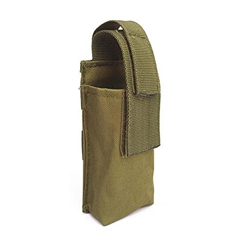 Pannow Cizallas tácticas bolsa cinturón bolsa paquete de cintura multi propósito acampar al aire libre emergencia Accessary 900D nylon ajustable cartera