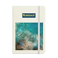 海洋のカラフルな魚の科学は自然の写真 ノートブッククラシックジャーナル日記A 5