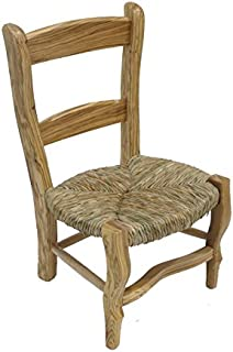 Olive Wood Children s Chair Furniture siolca Pushchair Children s Wood  Wooden Chair  Olive Wood