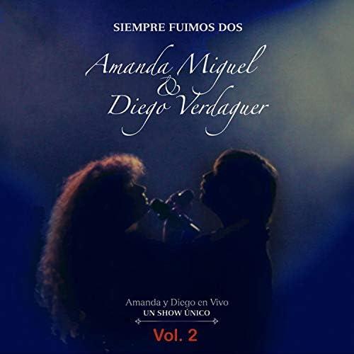 Diego Verdaguer & Amanda Miguel
