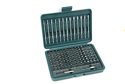 Brüder Mannesmann Werkzeug M29830 Bitsatz, 113-tlg