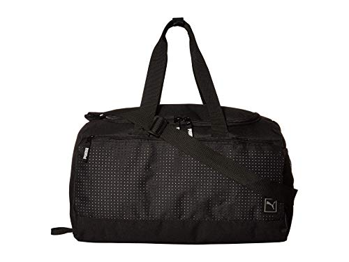 PUMA Evercat Surface Duffel Bag Black/Silver One Size