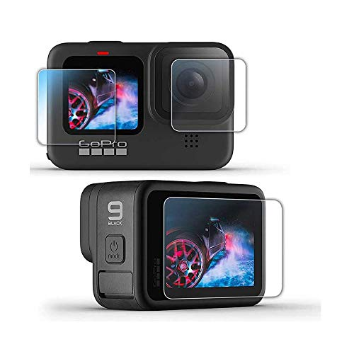 Películas de Vidro Premium GoPro Hero 9 Black + Kit Aplicação