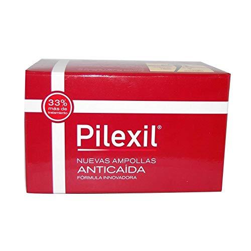 Pilexil Ampollas Anticaída, 15 unidosis de 5 ml