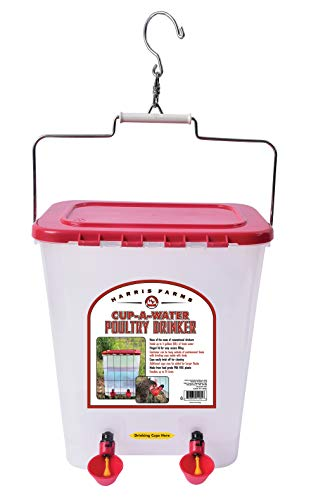 Harris Farms 1000310 Poultry Drinker