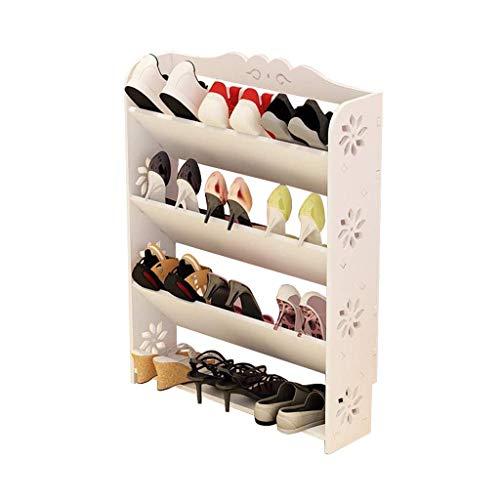 HLL Zapatero moderno simple creativo económico, gabinete para zapatos, multicapa, simple, doméstico, a prueba de polvo, multicapa