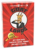 Goat Lords Game for Family, Adults, and Kids. Hilarious, Addictive, and Competitive Fun for Game Nights