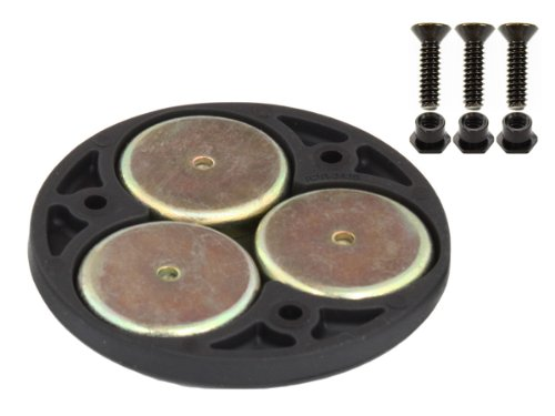 RAM MOUNT Triple Magnetic Base Adaptateur - Kit de Montage