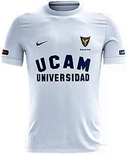UCAM Esports Camiseta Oficial 2020, Blanco, Unisex Adulto