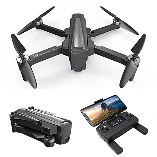 DCLINA Drone GPS con Telecamera stabilizzazione Elettronica dell'immagine 4K PTZ 5G WiFi FPV Droni Trasmissione per Adulti Motore brushless Quadcopte Professionale