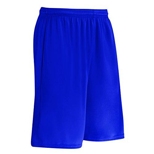Champro Clutch Z-Cloth Dri Gear Polyester Short Damen 2X-Large, Royal