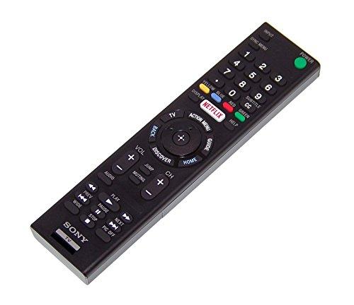 OEM Sony Remote Control Originally Shipped With: XBR49X700D, XBR-49X700D, XBR55X700D, XBR-55X700D, XBR55X705D, XBR-55X705D