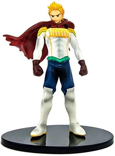 SHUMEISHOUT The New My Hero Academia - Figura de anime con figura de anime, diseño de oficiales no identificados